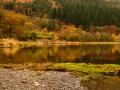 Lake district uk in autumn