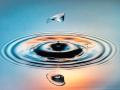 Macro water splash 3