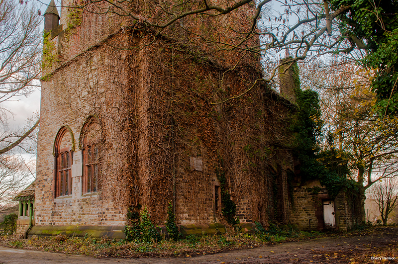 Agecroft cemetery chapel salford