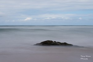 long exposure, fistral beach, cornwall, seascape, mist, summer, uk, sea, newquay, rocks, seascape photography, sea mist, uk beach, uk coastline, English sea, English beach, uk sea