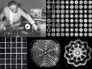 dr hans jenny, cymatics, experiments, scientist, sound art visualisation, keyword.jpg, high-speed camera